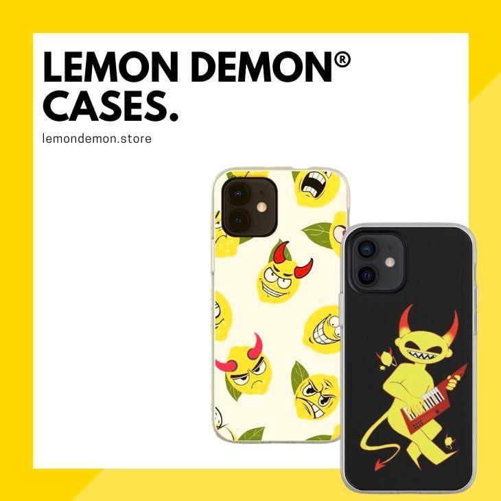 Lemon Demon Cases