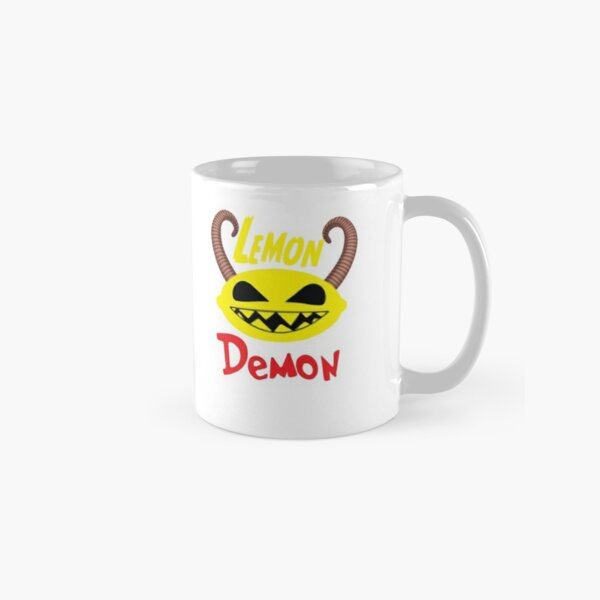 Lemon demon Classic Mug RB1207 product Offical Lemon Demon Merch