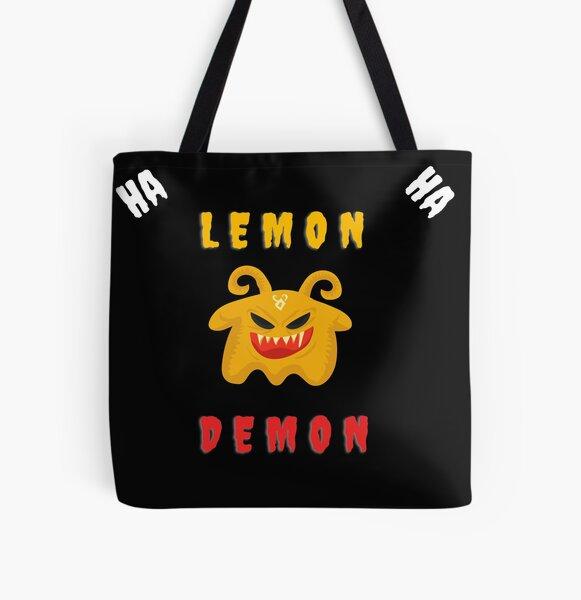 Lemon demon All Over Print Tote Bag RB1207 product Offical Lemon Demon Merch